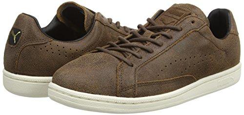 Puma Match 74 Citi Series, Unisex-Erwachsene Sneakers, Braun (Carafe-Whisper  White 01), 38.5 EU (5.5 Erwachsene UK): Amazon.de: Schuhe & Handtaschen