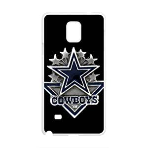 Happy Cowboys Fashion Comstom Plastic case cover For Samsung Galaxy Note4