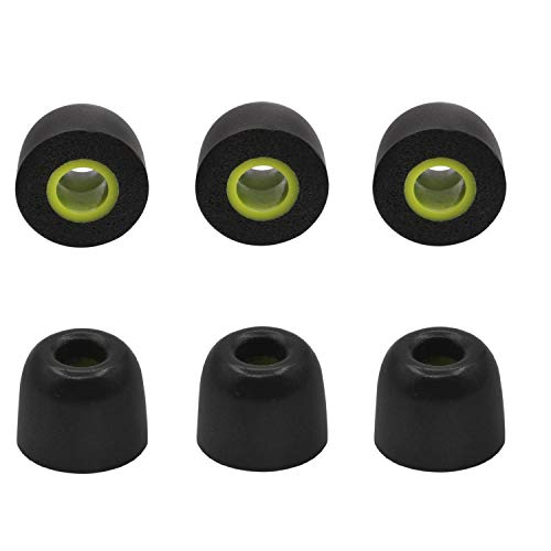 Replacement Foam Ear Tips for Jaybird Run, ALXCD Upgraded Me