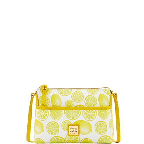 Bourke Shoulder Dooney Bag amp; Ginger Pouchette Limone qXwH15wnv