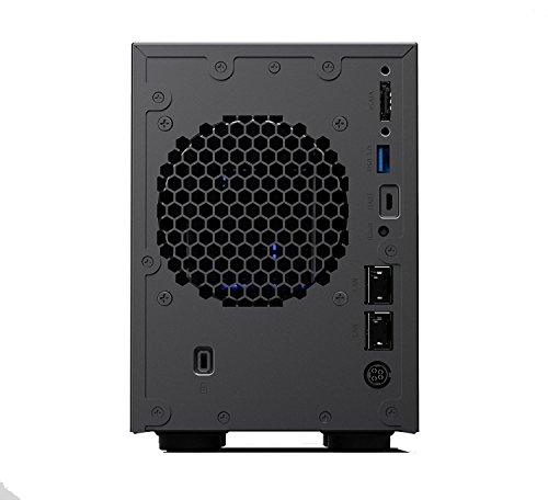 NETGEAR ReadyNAS RN422 2 Bay Diskless High Performance NAS, 20TB Capacity Network Attached Storage, Intel 1.5GHz Dual Core Processor, 2GB RAM, (RN42200)