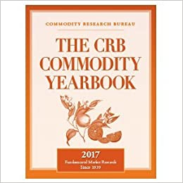 crb commodity yearbook pdf