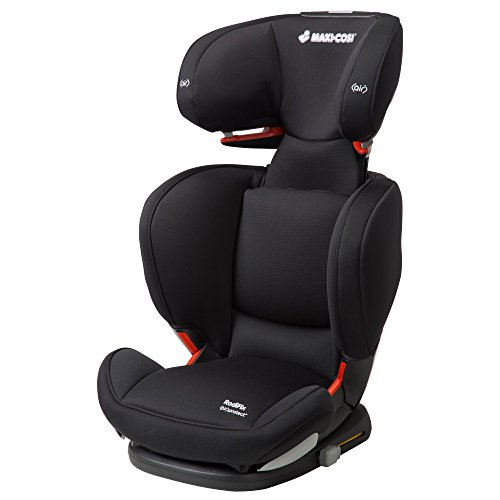 Maxi-Cosi RodiFix Booster Car Seat, Devoted Black