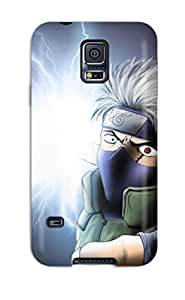 Fashion Tpu Case For Galaxy S5- Kakashi Defender Case Cover