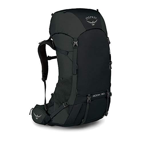 Osprey Packs Rook 50 Backpacking Pack, Black, One Size ()