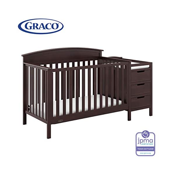 Graco Benton 5-in-1 Convertible Crib 1