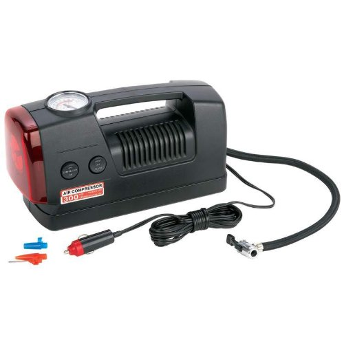Maxam AUACLT 3-in-1 300psi Air Compressor and Flashlight