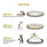 KONE Cat Litter Box Liners,20 COUNT Drawstring