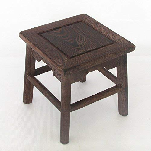 e37b6aafd1e YZH Practical Chair Stool, Chinese Style Wooden Square Stool,The Best  Choice for