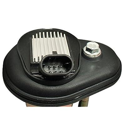 ENA Ignition Coil compatible with 2002 2003 2004 2005 2006 Chevy Trailblazer Colorado GMC Envoy Canyon Isuzu Ascender Oldsmobile Bravada 12568062 19300921: Automotive