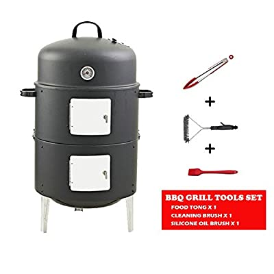 Realcook Cold Smoke Generator and BBQ Grill from Realcook