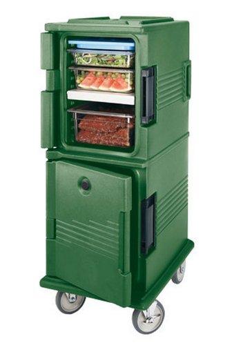 Cambro Upc800 Food Cart - Cambro (UPC800519) Front-Load Food Pan Hold & Transport Cart - Ultra Camcart