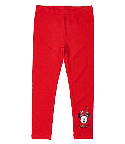 Minnie Chicas Disney Rojo Leggings Rojo CBFnvqwdP
