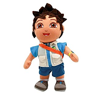 Nickelodeon Universe Go Diego Go! Plush Doll