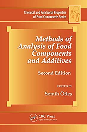 analytical methods for functional foods and Knowledge base and responsible evaluation of functional foods on behalf of the   essential to the life cycle analysis of functional foods food production.