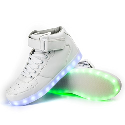 Colors LED Shoes Flashing Sneakers
