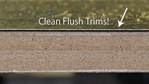 Amana Tool 47124 Carbide Tipped Flush Trim 1//2 Dia x 1-1//2 x 1//2 Shank