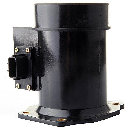 (SCITOO Mass Air Flow Sensor Meter MAF Fit NissanMaxima InfinitiI30 1996-1999 J30 1995-1997 3.0L V6 V8 1997-2001 22680-31U00)