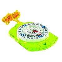 Highlander Compact Orienteering Ruler & Compass Mens