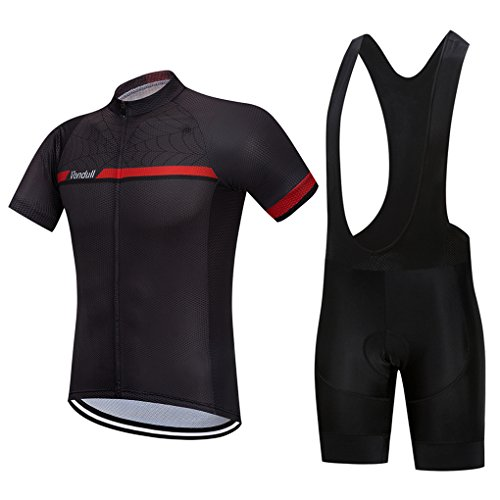 Cycling Jersey Polyester Summer Sportswear Mountain Bicycle Man's Clothes Set