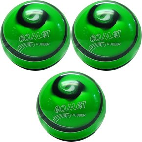 EPCO Candlepin Bowling 2lbs. ball- Comet Bowling Proゴム – 7oz. グリーン、ブラック&ホワイトトリプルボール B00GV2EPOS Parent 4 1/2 inch- 2lbs. 7oz., ナガワマチ:80bb24e1 --- fancycertifieds.xyz