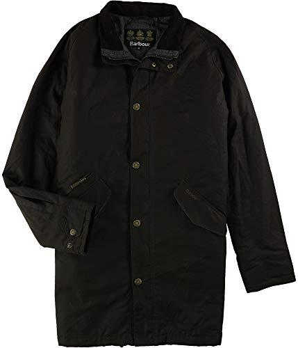 Barbour Mens Hall Jacket, Brown, - Fleece Barbour