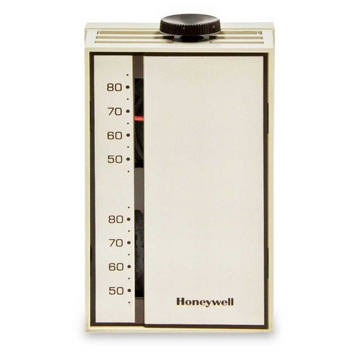 Honeywell T6051A1016 Heavy Duty Line Voltage Thermostat, Heating and Cooling from Honeywell