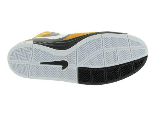 Nike Herren Paul Rodriguez 7 High Skate Schuh Laser Orange / Weiß / Schwarz