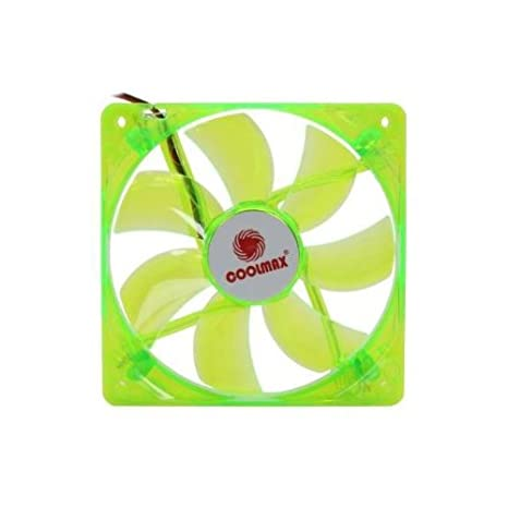 Green Coolmax CMF-1425-GN 140mm DC Cooling Fan