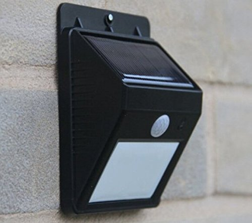 Solar Garden Lights 16 LEDs Motion-Sensor - Solar Wall Light, Solar Path Light, 2-Mode Bright and Dim Waterproof - EFUN: 0888917003693: Amazon.com: Books
