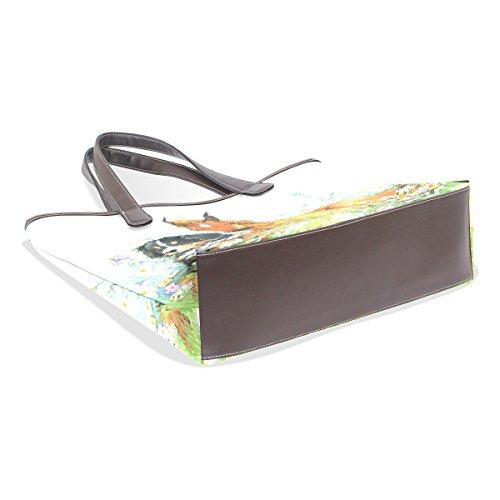 Bolso Para Tela De Multicolor Mujer Tizorax zP4qx6P