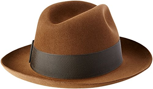 d092df06c41ed1 Stetson Men's Temple Royal Deluxe Fur Felt Hat - Import It All