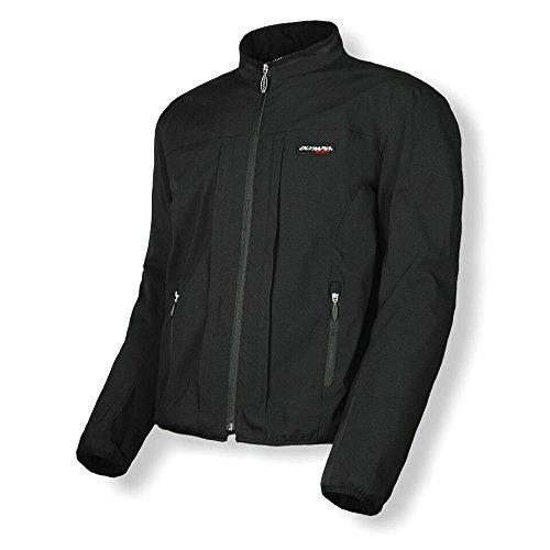 Olympia Moto Sports Men's Ranger Vent Tech Jacket (Neon Yellow/Black, XX-Large)