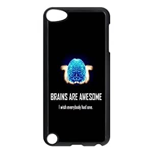 Boast Diy Ipod Touch 5 case covers Brains Are Awesome, Ipod Touch d7FMcqpHPmP 5 case covers Brain Cute For Girls,