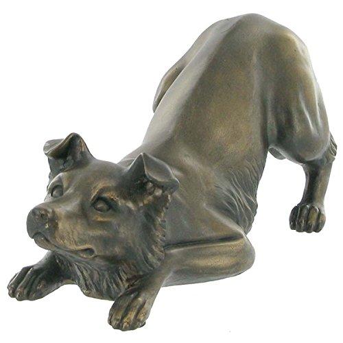 Border Collie Statue - 5