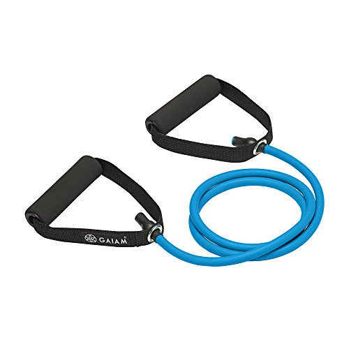 Gaiam Resistance Cord with Door Attachment, Heavy For Sale