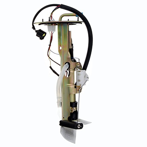 ECCPP Electric Fuel Pump Module Assembly w/Sending Unit Replacement for Ford Explorer Mercury Mountaineer 1999 2000 2001 V8-5.0L V6-4.0L ()