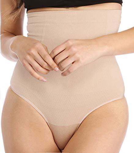 646c0a8866ed1 Women Waist Shapewear Thong Tummy Control Body Shaper Cincher Underwear  Girdle Thongs High Waisted Wear Slimmer