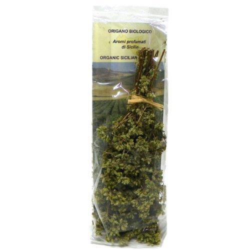 Gangi Dante Organic Dried Oregano Herb from Sicily, .88 oz by Gangi Dante