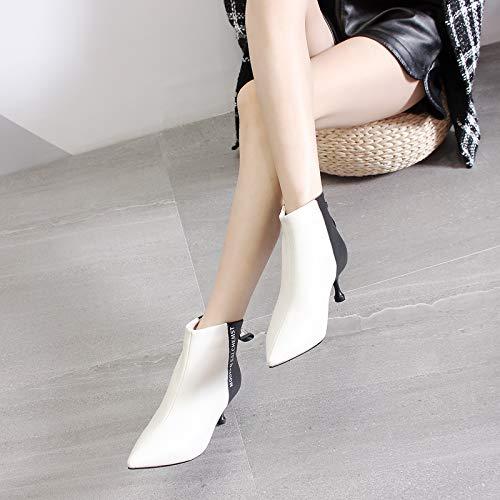 Olici Damen-Schuhe, elegant, für Arbeit und Freizeit, cm mit hohem Stiel, 6 cm Freizeit, e70f7c