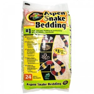 Zoo Med Aspen Snake Bedding: 7 5 Cubic Feet Bale