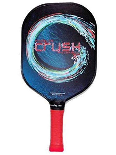 Prolite Crush Powerpsin with SPINtac Pickleball Paddle (Surf)