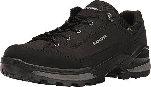 LOWA Boots Lowa Men's Renegade GTX Lo Black/Graphite Athletic Shoe