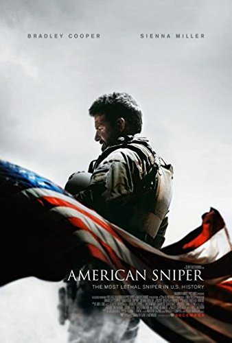 24X36  American Sniper Movie Poster Large 24 X 36 Inches 61X91 5Cms