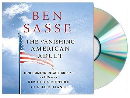 [The Vanishing American Adult Audiobook][Ben Sasse Vanishing American Adult Audio]