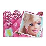 """2 Pk, Plastic Barbie Placemat - 18.2x12"""""""