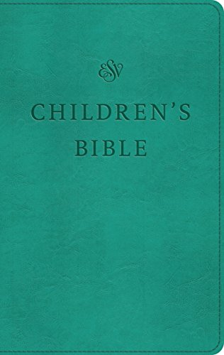 ESV Children's Bible (TruTone, Teal)