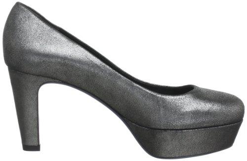 Kennel und Schmenger Schuhmanufaktur Gil - Cerrado de cuero mujer gris - Grau (graffite)