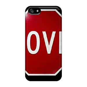 First-class Case Cover For Iphone 5/5s Dual Protection Cover Love Sign