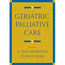 Geriatric Palliative Care (Medicine)